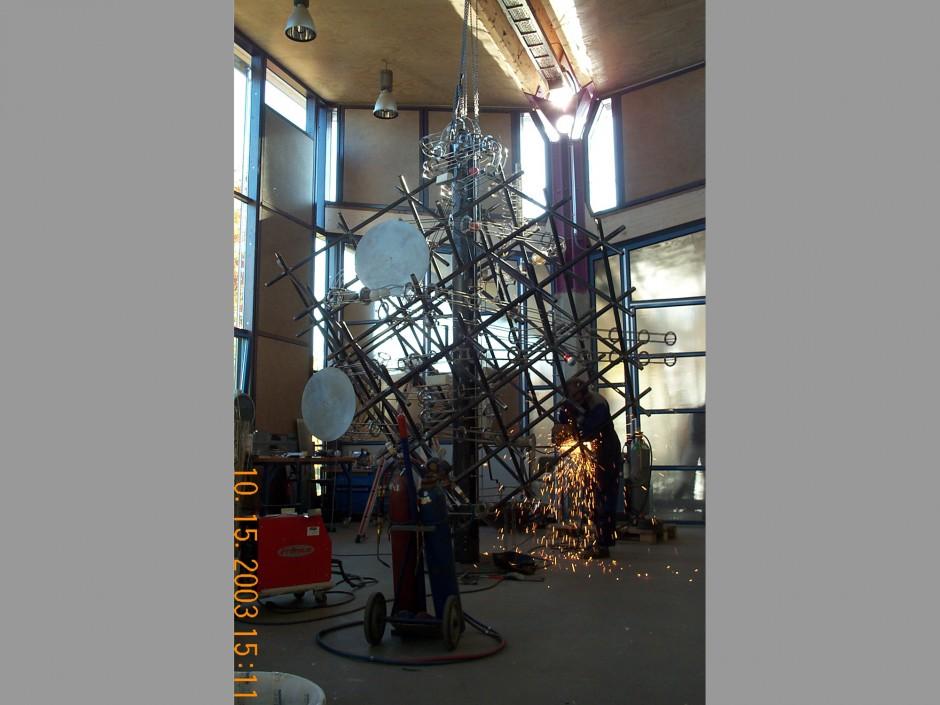 Mathematikum | Hans Karl Busch, Nürnberg | Gießen | Hüttinger Exhibition Engineering, Schwaig bei Nürnberg | Sonderbau | Dr. Kreutz+Partner - Beratende Ingenieure