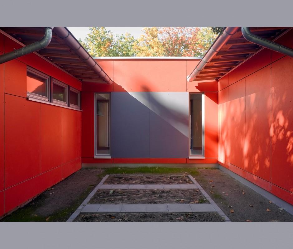 Kindertagesstätte Klinikum Nürnberg Süd | Haid + Partner GmbH Architekten + Ingenieure, Nürnberg | Nürnberg | Schaukel Kinderbetreuungseinrichtung e.V., Nürnberg | Hochbau | Dr. Kreutz+Partner - Beratende Ingenieure