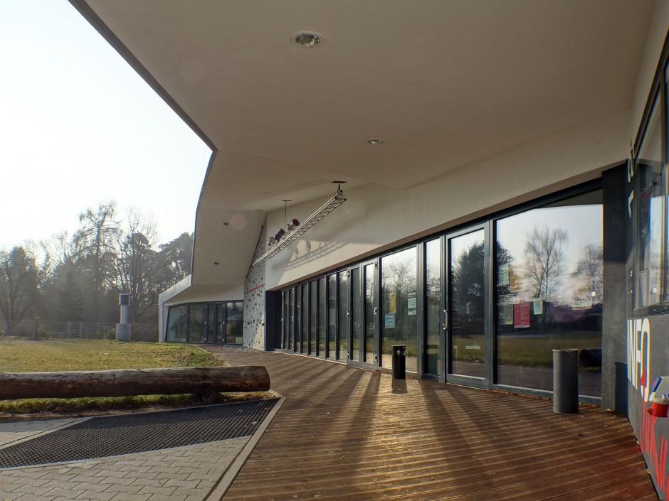 Jugendzentrum Mörfelden-Walldorf | es+ architekten und ingenieure, Darmstadt | Mörfelden-Walldorf | Stadt Mörfelden- Walldorf | Hochbau | Dr. Kreutz+Partner - Beratende Ingenieure