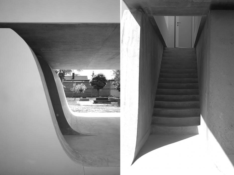Kunstspeicher Prantl | CARSTEN ROTH ARCHITEKT, Hamburg | Österreich / Pöttsching | Uta und Karl Prantl, Pöttsching | Hochbau, Sonderbau | Dr. Kreutz+Partner - Beratende Ingenieure