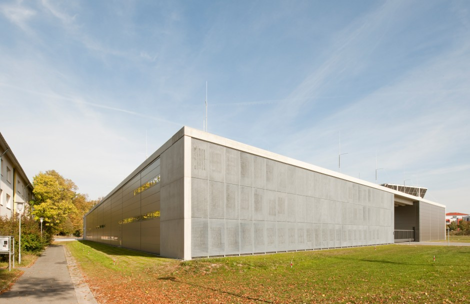 Infrastrukturgebäude - Adidas Allround | Babler + Lodde Architekten und Ingenieure, Herzogenaurach | Herzogenaurach | adidas AG, World of Sports | Hochbau, Industriebau | Dr. Kreutz+Partner - Beratende Ingenieure