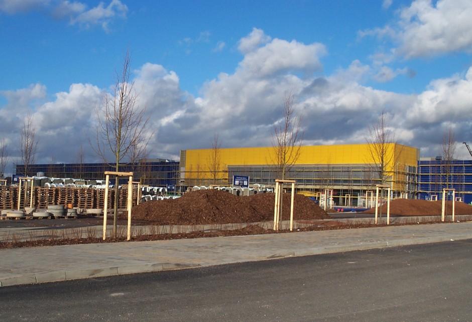 IKEA Fürth | Dipl.-Ing. Knoblauch Luippold Einselen, Kirchheim u. T. | Fürth | IKEA Verwaltungs GmbH, Hofheim-Wallau | Prüfung | Dr. Kreutz+Partner - Beratende Ingenieure