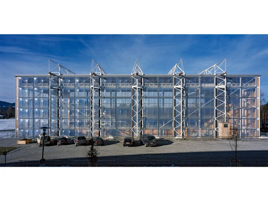 Bergwacht Bayern | Dipl.-Ing. Architekten Herzog + Partner, München | Gaißach | Bergwacht Bayern | Industriebau, Prüfung | Dr. Kreutz+Partner - Beratende Ingenieure