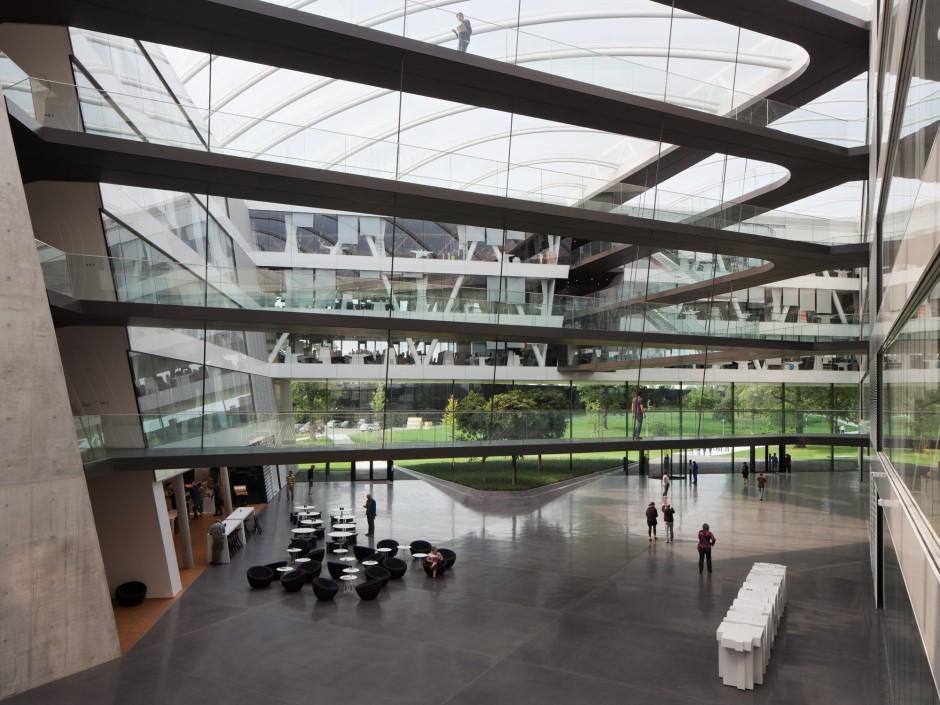 Adidas Laces | Kada u. Wittfeld Architekten GmbH, Aachen | Herzogenaurach | adidas Group | Prüfung | Dr. Kreutz+Partner - Beratende Ingenieure