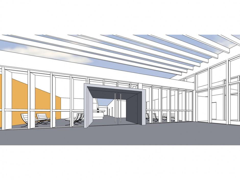Ambulantes Reha-Zentrum Klinikum Nürnberg Süd | Haid Partner, Architekten und Ingenieure, Nürnberg | Nürnberg | Klinikum Nürnberg | Hochbau | Dr. Kreutz+Partner - Beratende Ingenieure