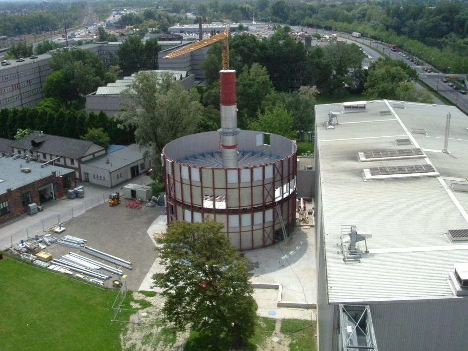 Neubau Mälzereisilo mit anschließender Halle | R. Ohlmann GmbH Anlagen und Maschinenbau, Markt Bibart | Österreich / Wien | STAMAG Stadlauer Malzfabrik GesmbH | Industriebau | Dr. Kreutz+Partner - Beratende Ingenieure