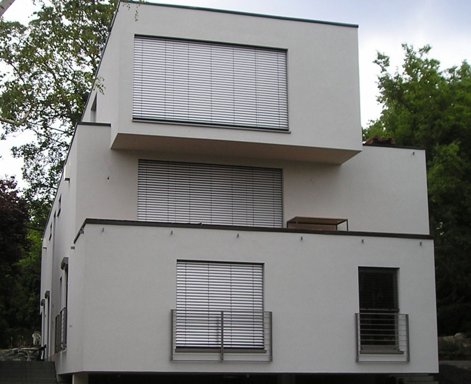 Mehrfamilienhaus Freund Heichen | netzwerkarchitekten, Darmstadt | Darmstadt | Familie Freund & Familie Heichen, Darmstadt | Hochbau | Dr. Kreutz+Partner - Beratende Ingenieure