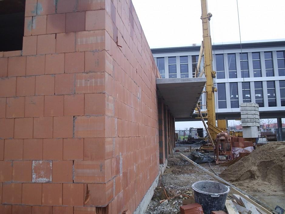 Erweiterungsbau am Gymnasium Eckental | Babler + Lodde Architekten und Ingenieure, Herzogenaurach | Eckental | Landkreis Erlangen Höchstadt | Hochbau | Dr. Kreutz+Partner - Beratende Ingenieure