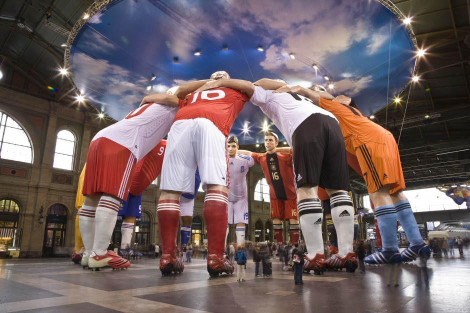 """Impossible – Huddle"" EURO 2008 