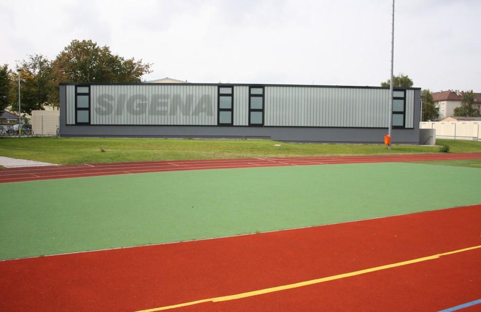 SIG - Sigena-Schule Nürnberg | keiner balda, Fürstenfeldbruck / kplan AG, Abensberg | Nürnberg | Stadt Nürnberg i.V. Referat VI | Hochbau, Umbau | Dr. Kreutz+Partner - Beratende Ingenieure