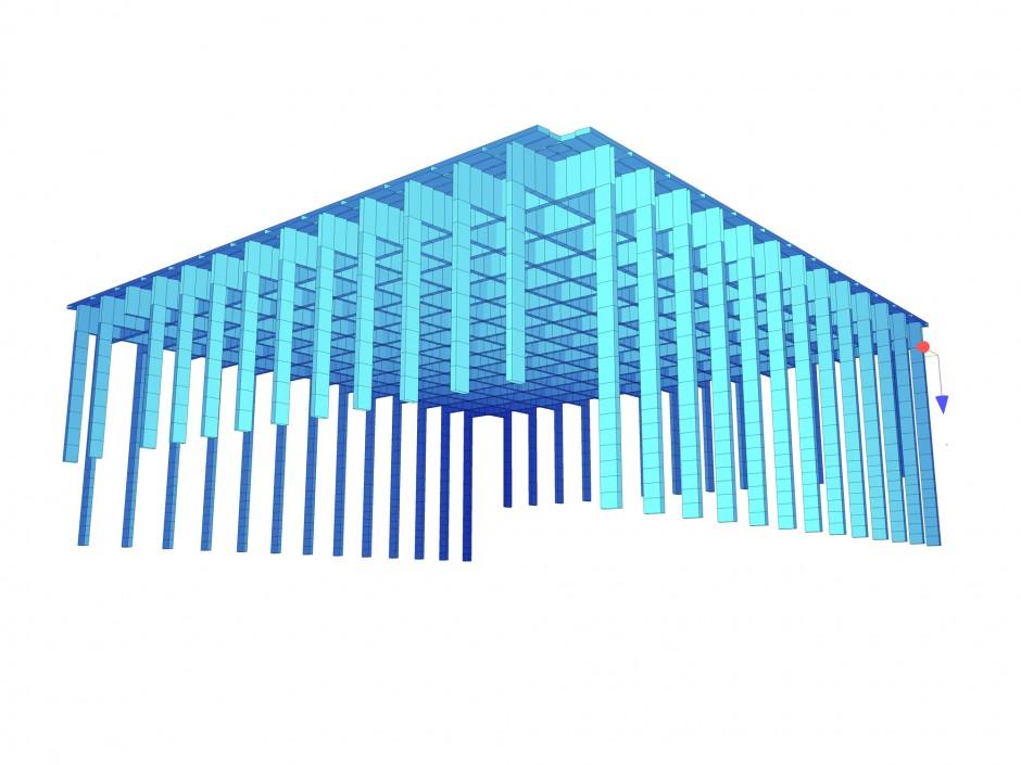 Erweiterung Kongresspalais Stadthalle Kassel | Reichel Architekten BDA, Kassel | Kassel | Tagungszentrum Stadthalle Kassel TSK | Wettbewerbe, Hochbau, Sonderbau | Dr. Kreutz+Partner - Beratende Ingenieure