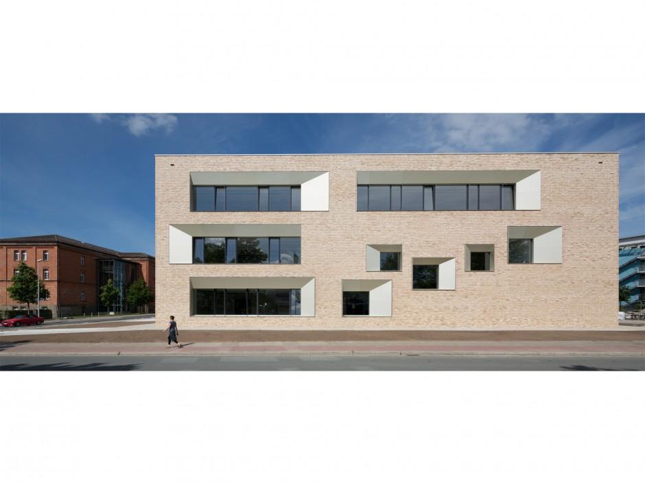 Erweiterung Hochschule Ansbach   Staab Architekten GmbH, Berlin   Ansbach   Staatliches Bauamt Ansbach   Hochbau   Dr. Kreutz+Partner - Beratende Ingenieure
