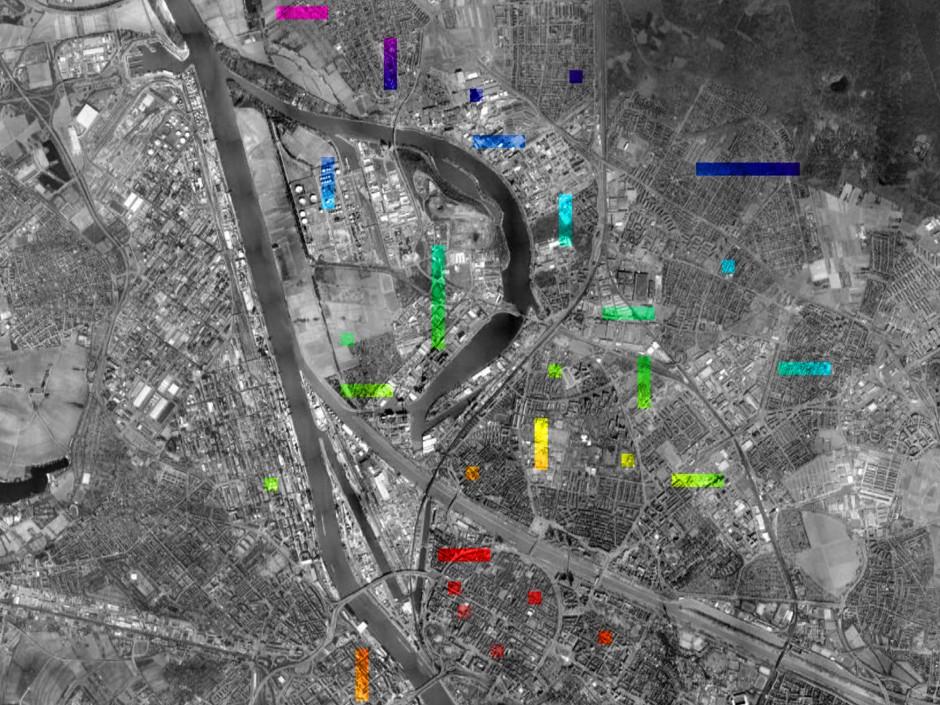 Haltestellen Mannheim | netzwerkarchitekten, Darmstadt | Mannheim | Rhein-Neckar-Verkehr GmbH, Mannheim | Wettbewerbe, Sonderbau | Dr. Kreutz+Partner - Beratende Ingenieure