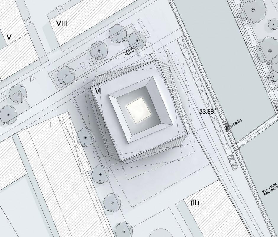 Büro-, Wohn- und Galeriegebäude, Berlin | CARSTEN ROTH ARCHITEKT, Hamburg | Berlin | M i c h a e l Ha e n t j e s , Hamburg | Wettbewerbe, Hochbau | Dr. Kreutz+Partner - Beratende Ingenieure