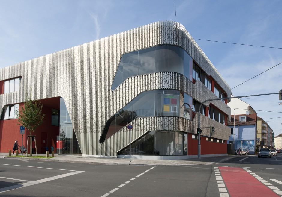 Kindertagesstätte Untere Mentergasse | Dürschinger Architekten, Fürth | Nürnberg | Kinderhaus Nürnberg gGmbH | Hochbau | Dr. Kreutz+Partner - Beratende Ingenieure