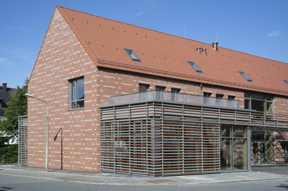 Pfarrzentrum Allerheiligen | Dotterweich Bort Architekten, Nürnberg | Nürnberg | Katholische Kirchenstiftung Nürnberg Allerheiligen | Hochbau | Dr. Kreutz+Partner - Beratende Ingenieure