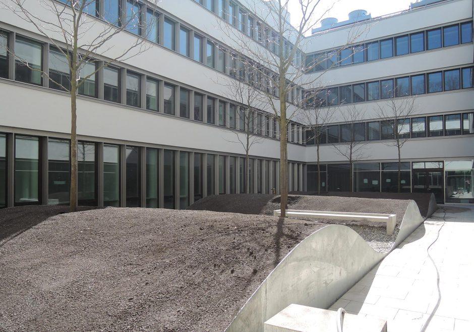 Fraunhofer-Institut für Integrierte Schaltungen IIS, Nürnberg | Staab Architekten GmbH, Berlin | Nürnberg | Stadt Nürnberg | Prüfung | Dr. Kreutz+Partner - Beratende Ingenieure