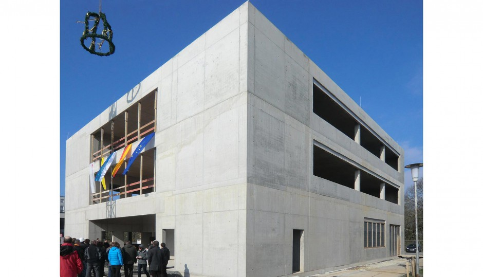 ZME Hochschule Coburg | H2M Architekten + Stadtplaner, Kulmbach | Coburg | Staatliches Bauamt Bamberg | Hochbau | Dr. Kreutz+Partner - Beratende Ingenieure