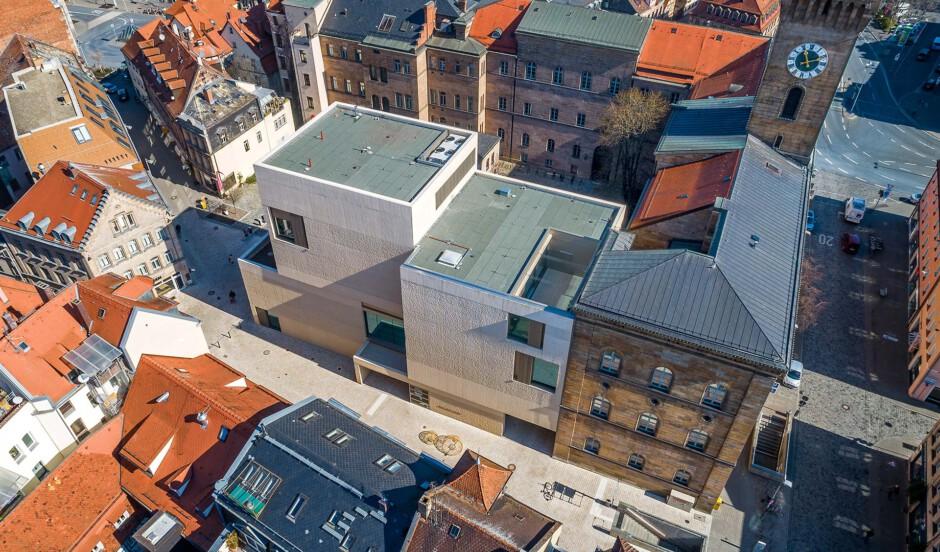 Ludwig-Erhard-Zentrum   Reinhard Bauer Architekten, München   Fürth   Stiftung Ludwig-Erhard-Haus, Fürth   Hochbau   Dr. Kreutz+Partner - Beratende Ingenieure