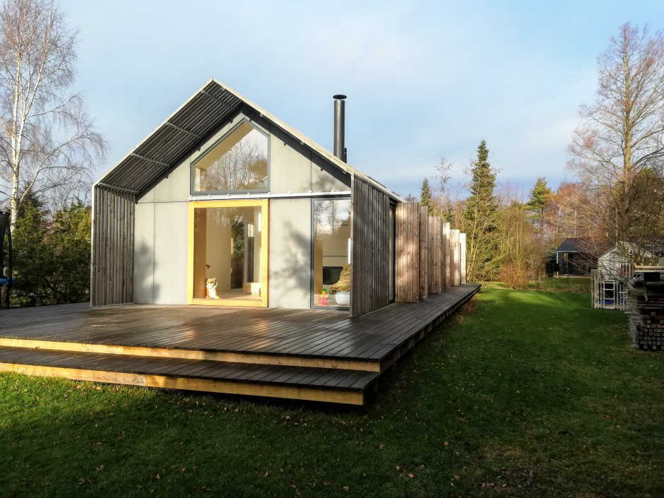Sommerhaus Møn | Marie-Gesine u. Jan Schipull Kauschen, Kopenhagen | Møn, Dänemark | Marie-Gesine u. Jan Schipull Kauschen, Kopenhagen | Hochbau | Dr. Kreutz+Partner - Beratende Ingenieure