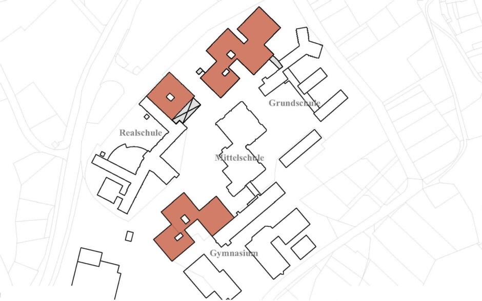 Schulzentrum Schongau | ARGE balda architekten GmbH Fürstenfeldbruck + Maier Neuberger Projekte GmbH München | Schongau | Realschule, Gymnasium: Landratsamt Weilheim-Schongau; Grundschule: Stadt Schongau | Hochbau | Dr. Kreutz+Partner - Beratende Ingenieure
