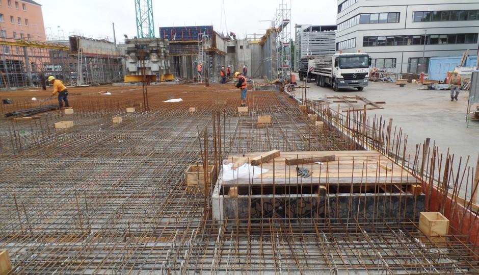 Neubau eines Betriebsrestaurants mit KiTa | Babler + Lodde Architekten und Ingenieure, Herzogenaurach | Nürnberg | Siemens AG Siemens Real Estate, Erlangen | Hochbau | Dr. Kreutz+Partner - Beratende Ingenieure