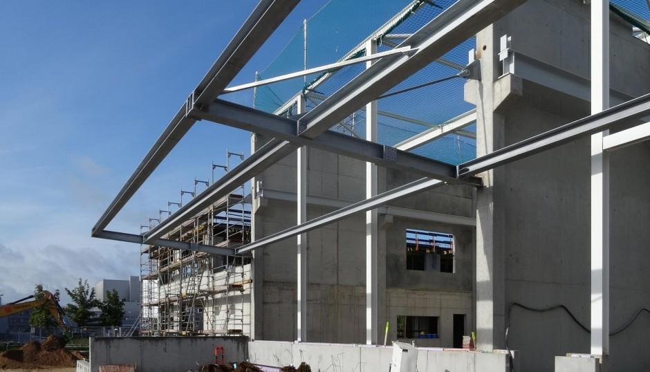 Neubau Siemens Systemprüfhaus | jb architekten gmbh, Nürnberg | Nürnberg | jb architekten gmbh, Nürnberg | Hochbau, Industriebau | Dr. Kreutz+Partner - Beratende Ingenieure
