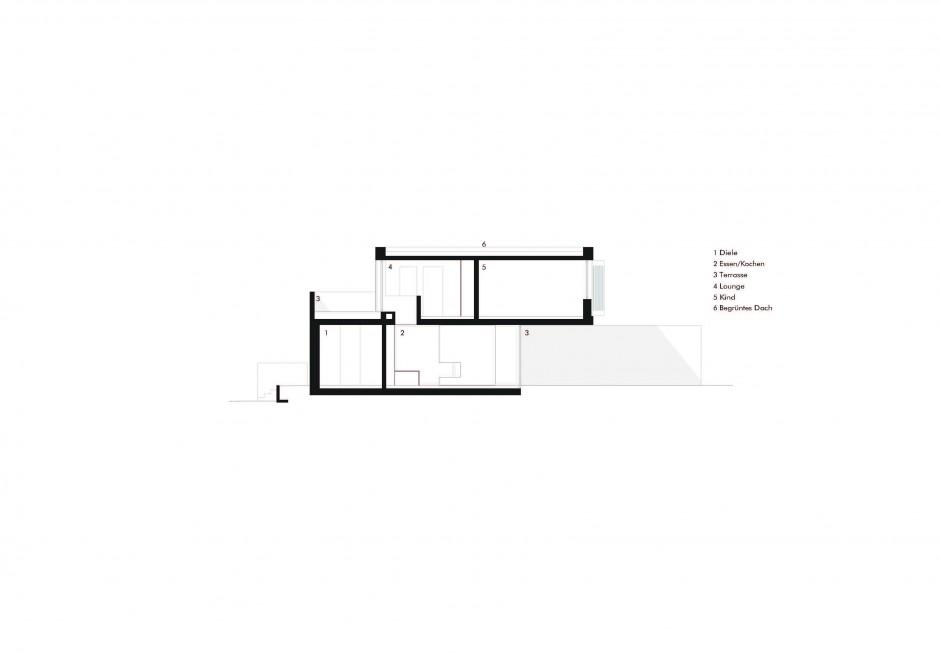Wohnhaus mit Weitblick | Schlicht Lamprecht Architekten, Schweinfurt | Münnerstadt | Privater Bauherr | Hochbau | Dr. Kreutz+Partner - Beratende Ingenieure