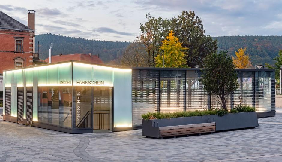 Erneuerung Tiefgarage Zentralparkplatz und Neugestaltung Umfeld | H2M Architekten + Stadtplaner, Kulmbach | Kulmbach | H2M - Architekten + Stadtplaner | Wettbewerbe, Umbau, Sonderbau | Dr. Kreutz+Partner - Beratende Ingenieure