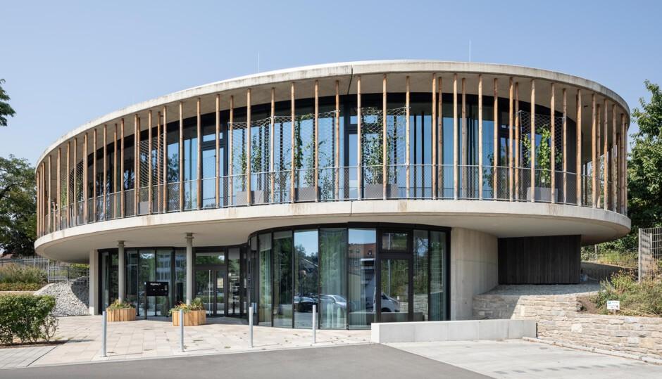 Neubau Umweltstation | balda architekten, Fürstenfeldbruck | Würzburg | Stadt Würzburg | Wettbewerbe, Hochbau | Dr. Kreutz+Partner - Beratende Ingenieure