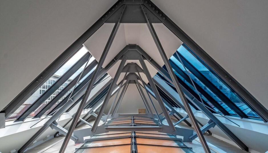 Energetische Dachsanierung Kunsthalle | Dirk Leeven Architekten, Nürnberg | Nürnberg | Hochbauamt der Stadt Nürnberg | Hochbau, Umbau | Dr. Kreutz+Partner - Beratende Ingenieure