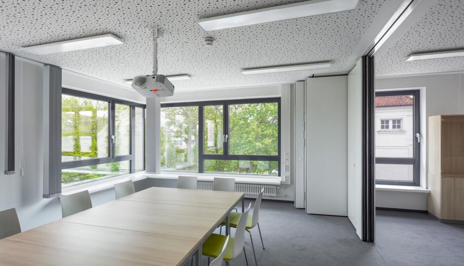 Neubau Kinder- und Jugendpsychiatrie | Beeg Lemke Architekten, München | Ansbach | Bezirkskliniken Mittelfranken, Erlangen | Hochbau, Umbau | Dr. Kreutz+Partner - Beratende Ingenieure