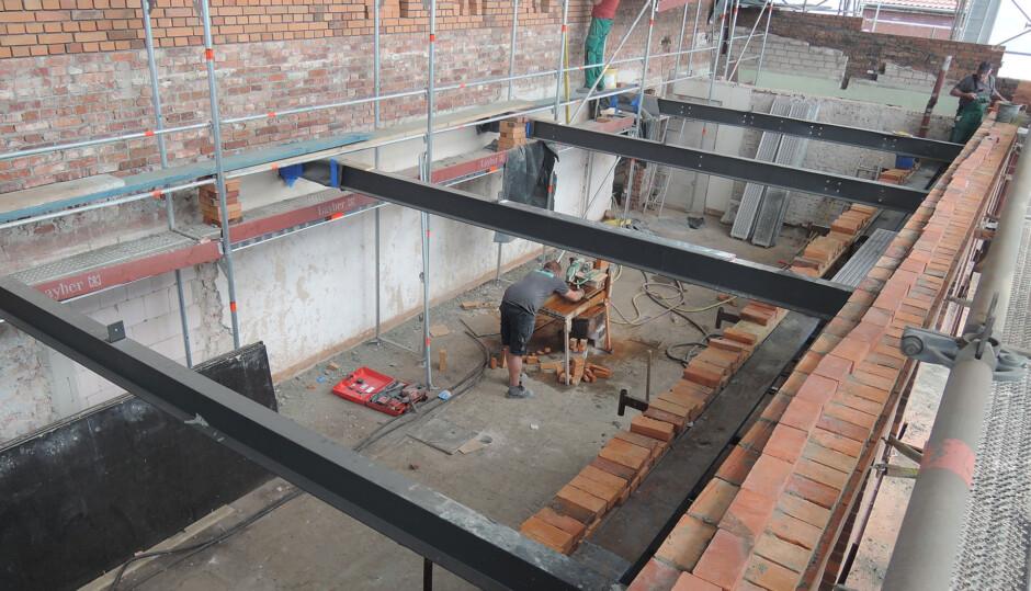 Umbau und Sanierung Gebäude S45 | Scherzer Architekten Partnerschaft, Nürnberg | Nürnberg | N-ERGIE Aktiengesellschaft, Nürnberg | Prüfung | Dr. Kreutz+Partner - Beratende Ingenieure