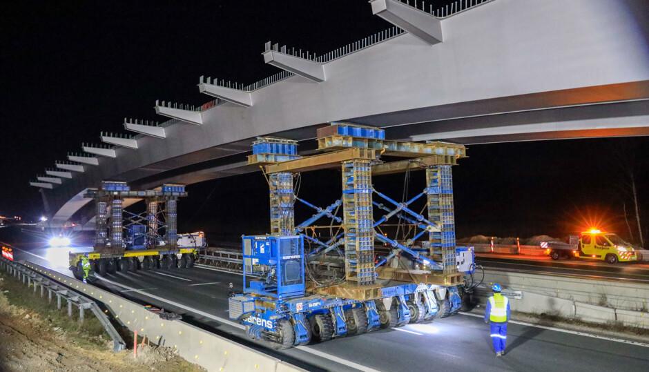 Autobahnbrücken der BAB A3 | Autobahndirektion Nordbayern | BAB A3 Elsendorf-Buchfeld / BAB A3 Niederlindach-Röttenbach | Autobahndirektion Nordbayern | Brücken, Prüfung | Dr. Kreutz+Partner - Beratende Ingenieure