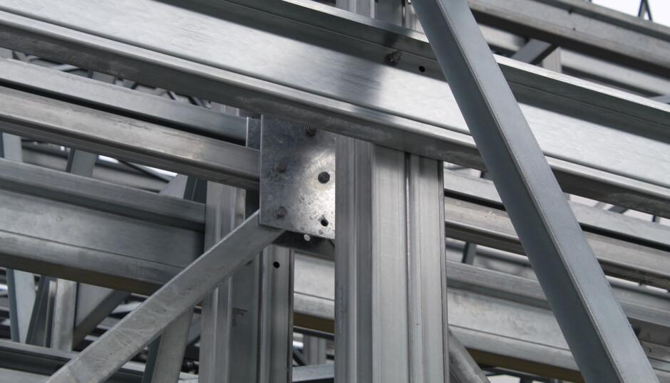 Neubau eines Automatischen Palettenlagers (APL) mit Zwischenbau | Planungsbüro Franz Holzer, Fürth | Vestenbergsgreuth | Landratsamt Erlangen-Höchstadt | Industriebau, Prüfung | Dr. Kreutz+Partner - Beratende Ingenieure