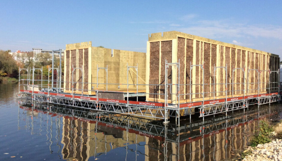 Neubau Energie- und Umweltstation | ING+ARCH Partnerschaft, Nürnberg | Nürnberg | Stadt Nürnberg | Hochbau, Sonderbau | Dr. Kreutz+Partner - Beratende Ingenieure